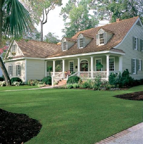 traditional southern house plans cape cod country southern traditional house plan 86104