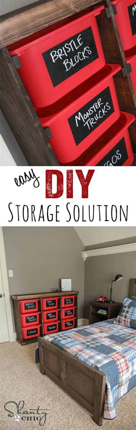 diy solutions diy toy storage life hack diy projects craft ideas how
