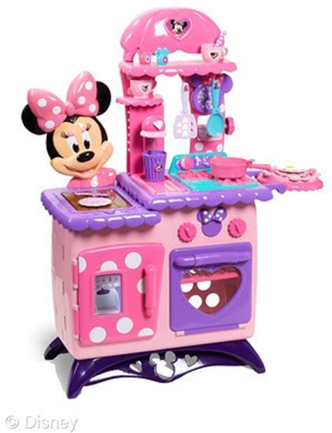 Minnie Mouse Kitchen On New For 2012 Disney S Minnie S Bow Line