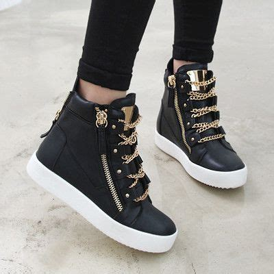 High Quality Wedges high quality wedge sneakers platform shoes