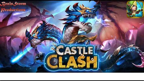 castle clash apk v1 2 48 mod android game offline castle clash android youtube