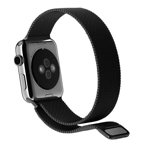 Wristband Milanese Magnet Loop Jam Band Apple 42mm 38mm milanese magnetic stainless steel band apple 42mm