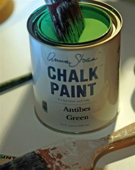 26 Best Images About Chalk Paint 174 Antibes Green On