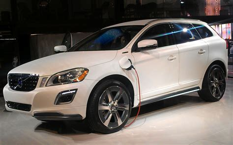 High Mileage Crossover 2012 detroit volvo xc60 phev concept is high mileage