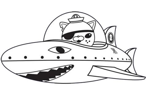 coloring pages for octonauts get this octonauts coloring pages printable 15275