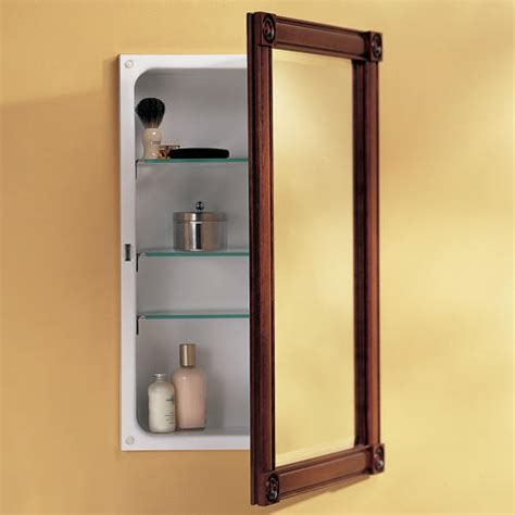make your own medicine cabinet ikea recessed medicine cabinet recessed mirrored bathroom