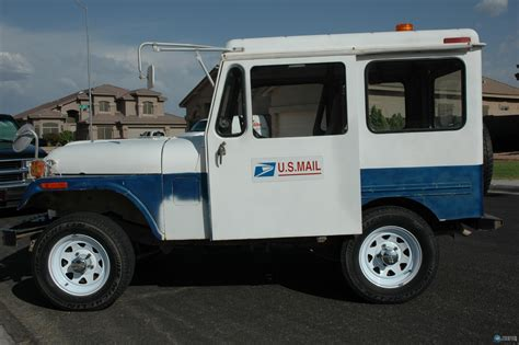 postal jeep 79 dj5f postal jeep for sale