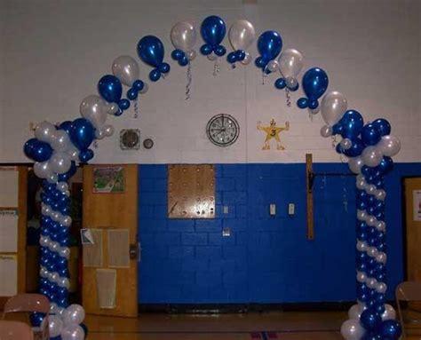 decoraciones de eventos de graduacin como decorar con globos para una graduaci 243 n imagui