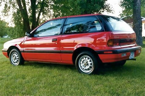 mitsubishi colt 1990 1990 dodge colt information and photos zombiedrive