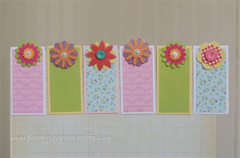 Kerrys Paper Crafts - pin by deanna king on clothespins bookmarks