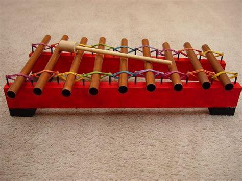 Handmade Instrument - copper pipe glockenspiel