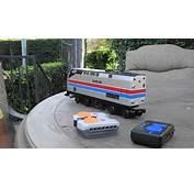 Testing Stations With LEGO Amtrak  YouTube