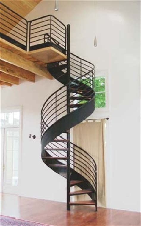 small spiral staircase building stairs  small spaces
