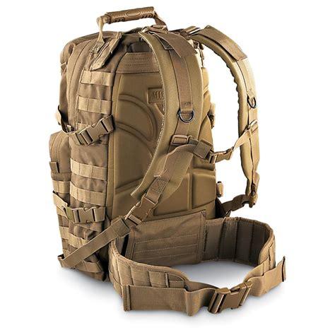 mil spec backpacks mil spec plus 3 day assault pack 130553 tactical