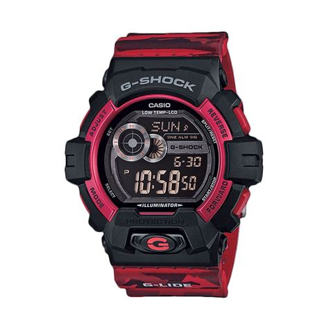 Casio G 7900a 4dr Jam Tangan Pria jual casio g shock g shock gls 8900cm 4dr camo jam