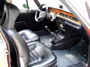 Lancia Fulvia Interior Former Exclusive 1971 Lancia Fulvia Zagato Bring A Trailer