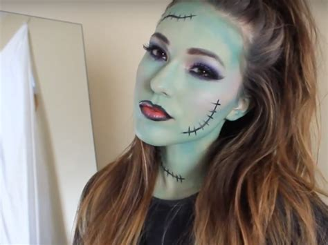 Plaz Blush On creepy makeup ideas for you when you wish to