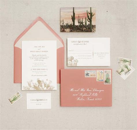 tuesday ten favorite wedding invitations conrad