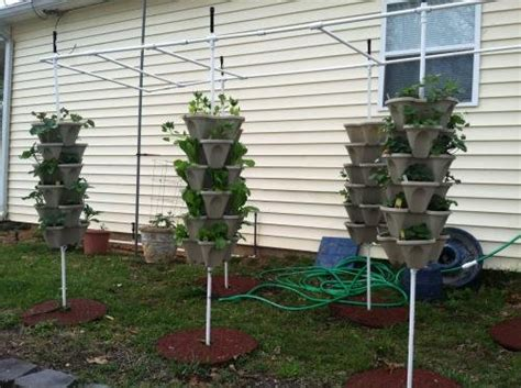 hydroponic container gardening new 20 individual stacking hydroponic pots build your