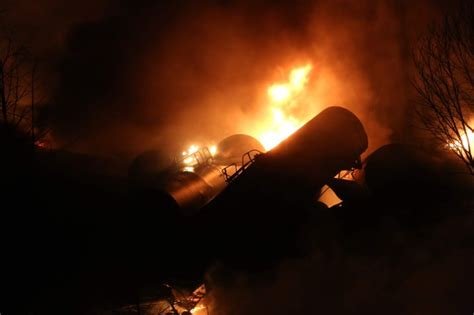 West Virginia Burning by West Virginia Burning Csx Spill And Environmental