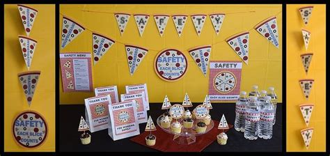 party themes workplace 1000 images about workplace safety decorations on
