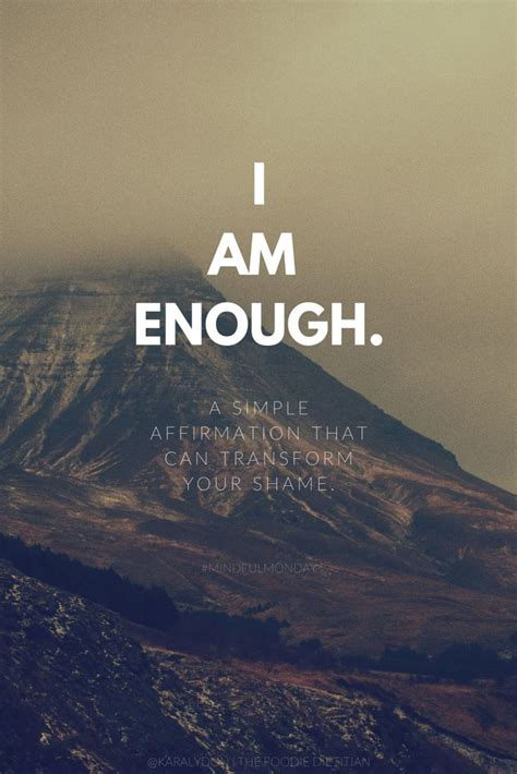 tattoo quotes about being good enough 17 best ideas about i am enough on pinterest gods grace