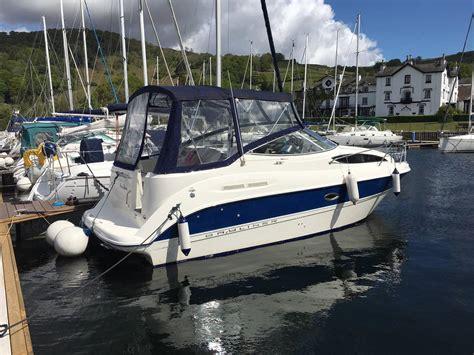 bayliner boats windermere bayliner 275 2005 yacht boat for sale in lake windermere