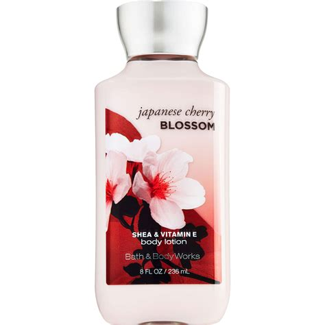 Bath And Works Japanese Cherry Blossom bath works japanese cherry blossom lotion for from the signature collection 8
