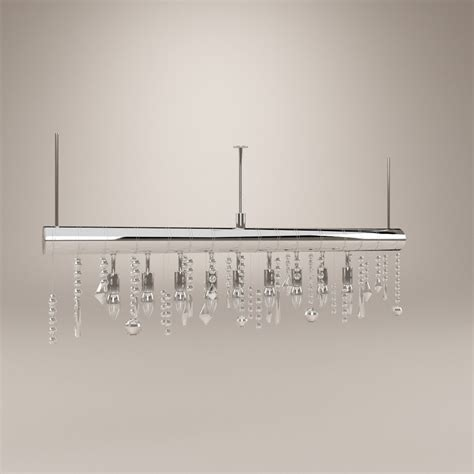 3ds Max Linear Strand Crystal Linear Strand Chandelier