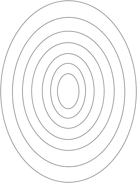 search results for oval template to print free