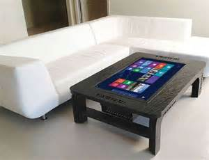 Touch Screen Computer Desk by 14 Touch Screen Table Designs Design Classroom And
