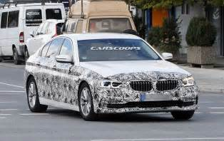 bmw puts the touches on the 2017 5 series and its