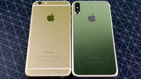 iphone 6 vs iphone 8 clone