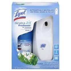 Lysol Air Freshener Spray Lysol Neutra Air Freshmatic Automatic Spray Air Freshener