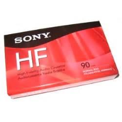 Cassette C90 Sony sony c 90 cassette c90hfr aroundtheoffice