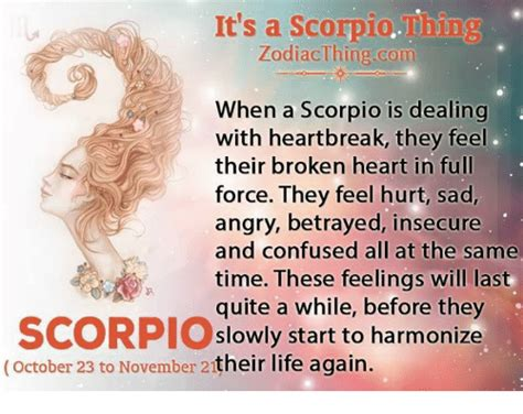 scorpio mood swings it s a scorpio miing com zodiacthing when a scorpio is
