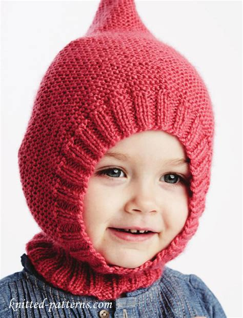 knit hats for toddlers baby hat knitting pattern free