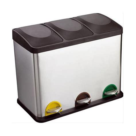 poubelle cuisine poubelle automatique et inox