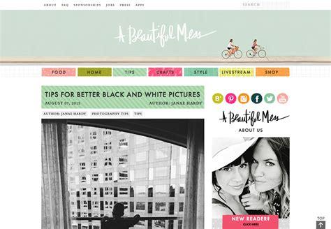 10 blog layout tips a beautiful mess a beautiful mess diy crafts blog typepad custom design