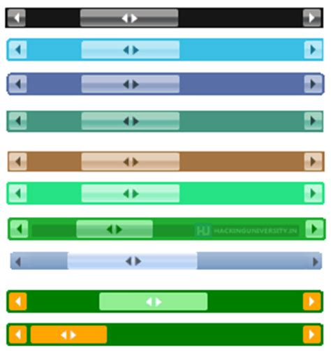 html tutorial scrollbar customize scroll bar scrollbar with jscrollpane in