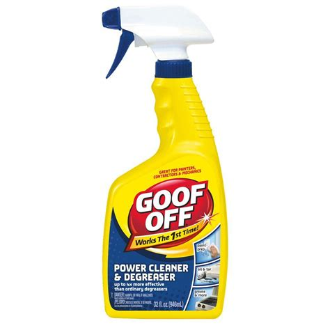 Promo Uninstaller 6 For A Cleaner More Stable Pc goof 32 oz power cleaner and degreaser fg686 the home depot