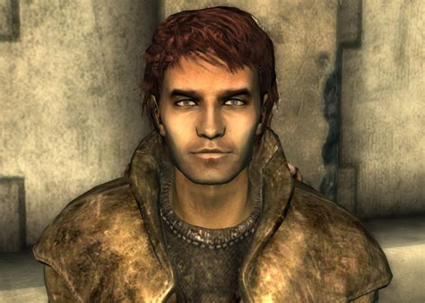 gallery of fallout 3 hair styles vance face preset at fallout new vegas mods and community
