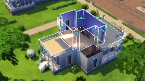 how to build a custom house the sims 4 blogger the sims 4 info round up new