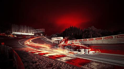 background racing f1 race wallpapers hd wallpapers id 16734