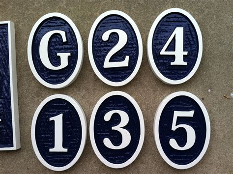 Us Home Decor Best Custom House Number Plaque Ideas The Decoras