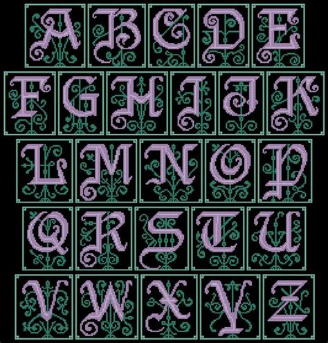 printable victorian alphabet 82 best images about victorian alphabet on pinterest