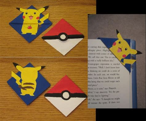 Cool Origami Bookmarks - 51 best images about diy corner bookmark page markers on
