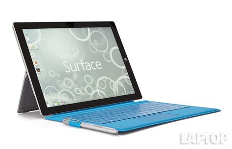 Laptop Microsoft Surface 3 microsoft surface pro 3 review windows 8 tablets