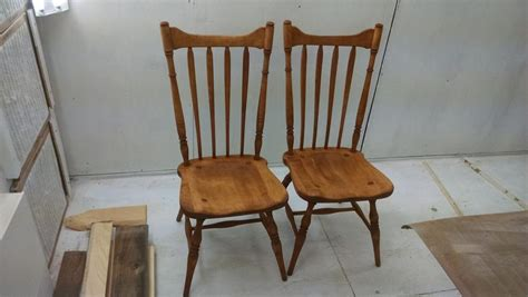 Refinish Chairs Chair Refinish Project Capital District Saratoga Ny