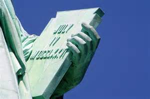 Who Built The Pedestal For The Statue Of Liberty Statue Of Liberty S Message For The Day We Are Living In